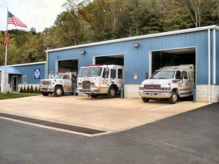 Fair Oaks VFD Trucks